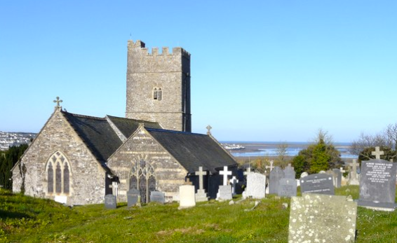 Church of St John the Baptist, Instow